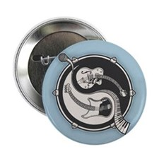 "Yin Band 2.25"" Button (10 pack)"
