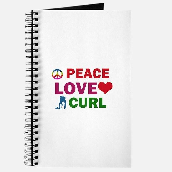 Peace Love Curl Designs Journal