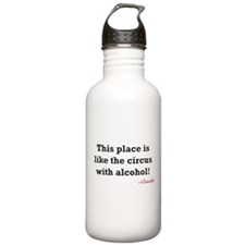 Castle Circus Water Bottle