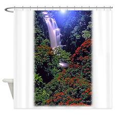 Moonlight Falls Shower Curtain