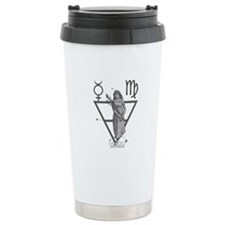 Virgo the Virgin Travel Mug