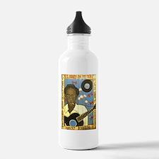 Robert Johnson Hell Hound On My Trail Water Bottle