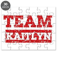 Team Kaitlyn Puzzle