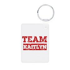 Team Kaitlyn Keychains