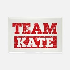 Team Kate Rectangle Magnet