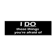 ThoseThings2.png Car Magnet 10 x 3