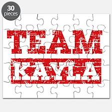 Team Kayla Puzzle