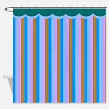 Fun Shower Curtain kids circus shower curtains | kids circus fabric shower curtain liner