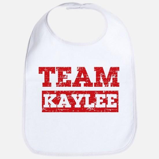 Team Kaylee Bib