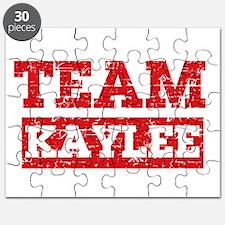 Team Kaylee Puzzle