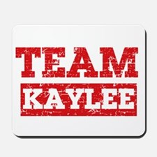Team Kaylee Mousepad