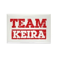 Team Keira Rectangle Magnet