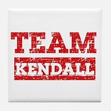 Team Kendall Tile Coaster
