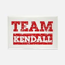 Team Kendall Rectangle Magnet