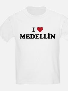 I Love Medellin T-Shirt