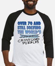 Solving the World's Crossword Puzzles Baseball Jer