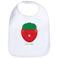 Berry Sweet Bib