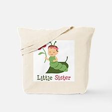 Little Sister - Caterpillar Tote Bag