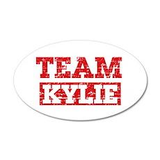Team Kylie Wall Decal
