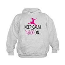 Keep Calm and Dance On Hoody