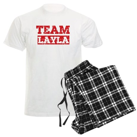 Team Layla Men's Light Pajamas