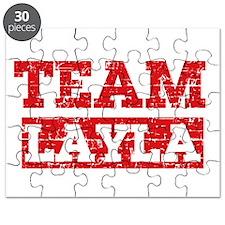 Team Layla Puzzle