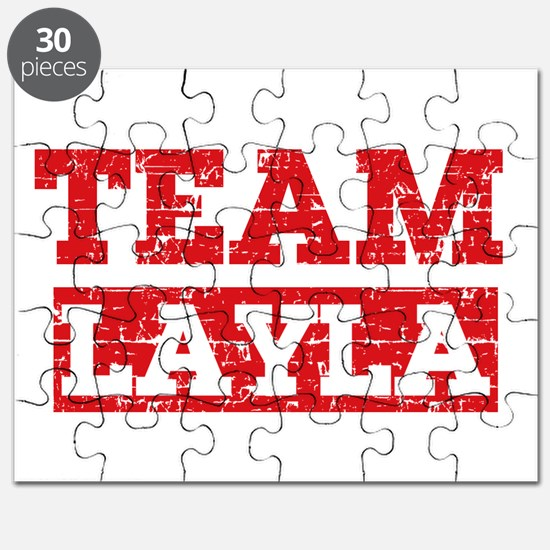 Team Layla Puzzle