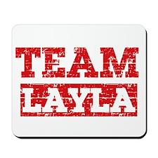 Team Layla Mousepad