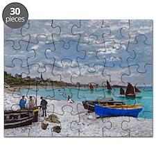 Monet - Saint Adresse Puzzle