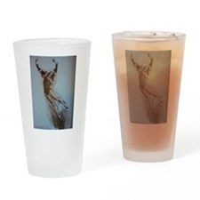 Pearl Lover-R Drinking Glass