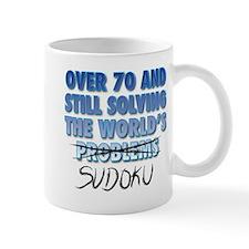 Solving the World's Sudoku Mug