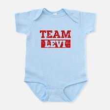 Team Levi Infant Bodysuit