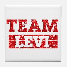Team Levi Tile Coaster