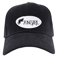 Fangirl Dragon Baseball Hat