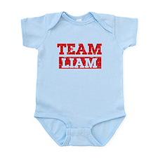 Team Liam Infant Bodysuit