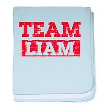 Team Liam baby blanket