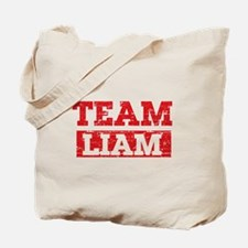 Team Liam Tote Bag