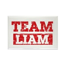 Team Liam Rectangle Magnet