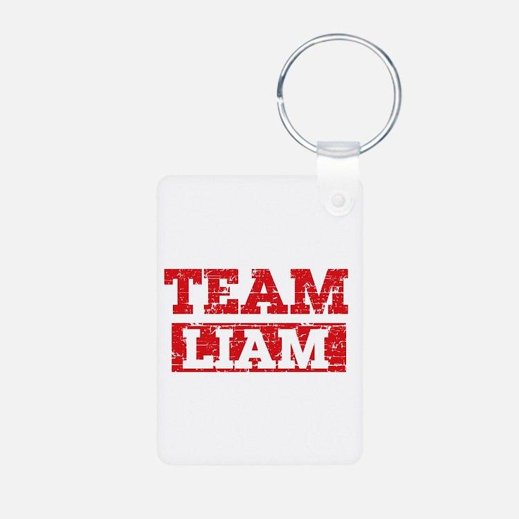Team Liam Keychains