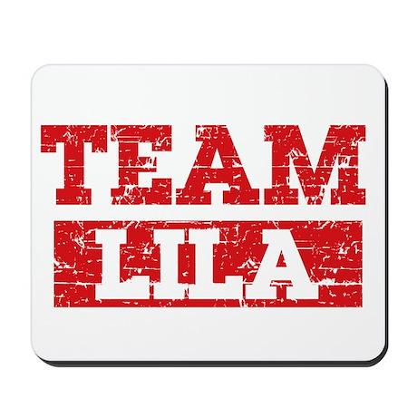 Team Lila Mousepad