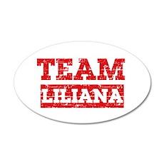 Team Liliana Wall Decal