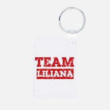 Team Liliana Keychains