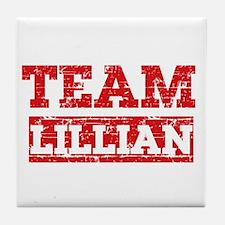 Team Lillian Tile Coaster