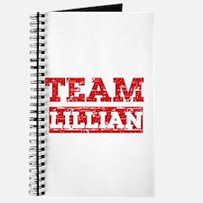 Team Lillian Journal