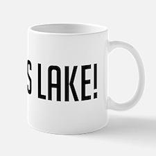 Go Bass Lake Mug