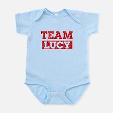 Team Lucy Onesie