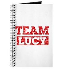 Team Lucy Journal