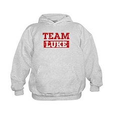 Team Luke Hoodie