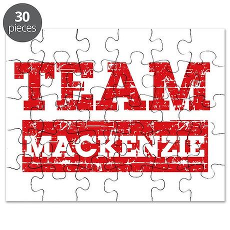 Team Mackenzie Puzzle