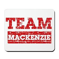 Team Mackenzie Mousepad